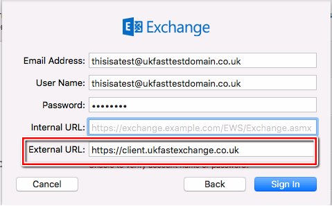 How to Connect to Your Shared Exchange Mailbox Using the