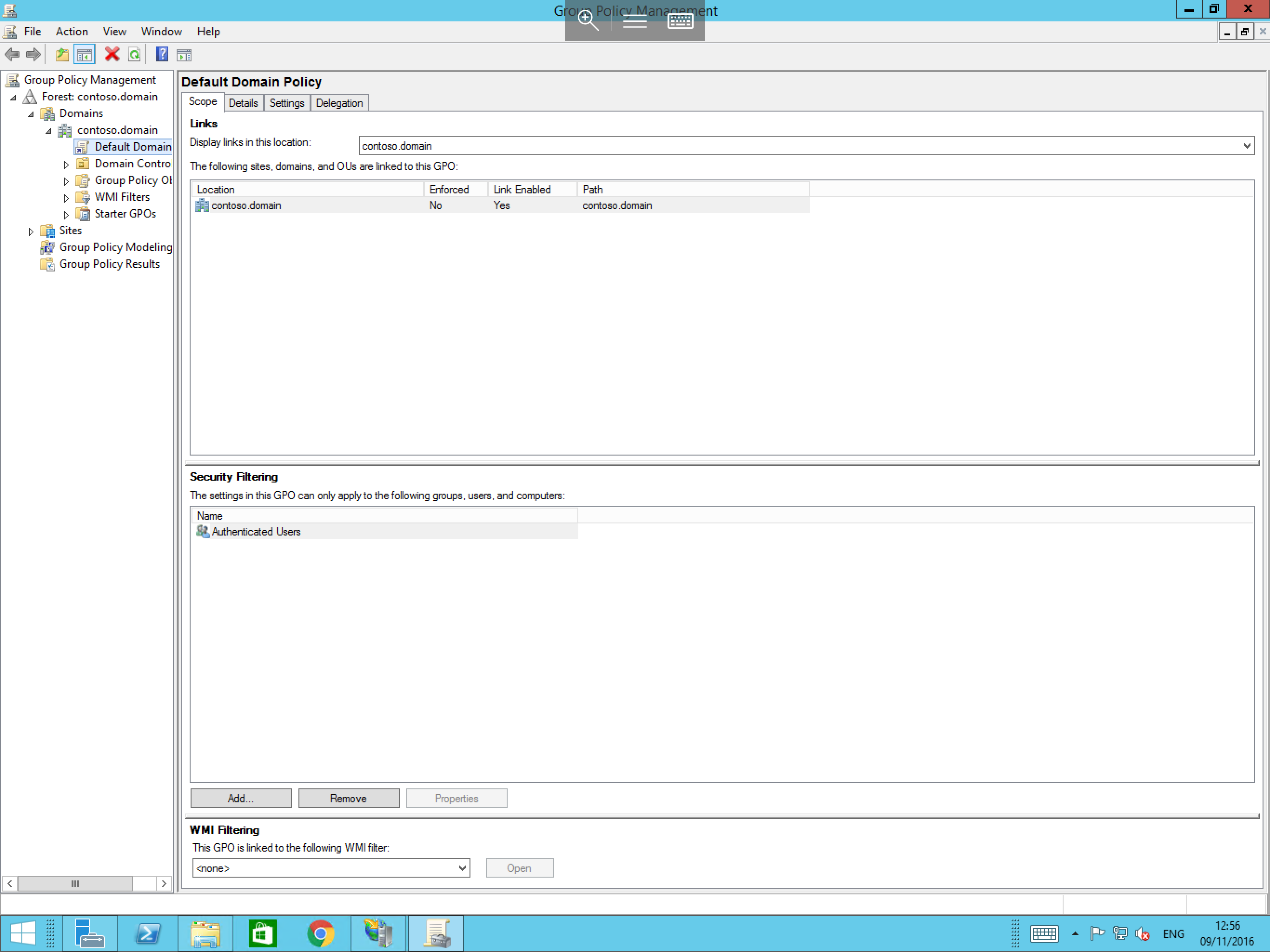 How To Create Group Policy Objects